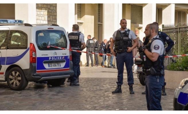 Fransa'da saldırgan yakalandı! Çatışmaya girdi...
