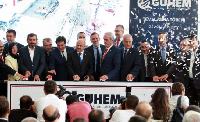 Türkiye'nin yeni uzay merkezinin temeli Bursa'da atıldı