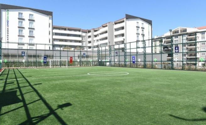 Bursa'ya yeni modern spor tesisi