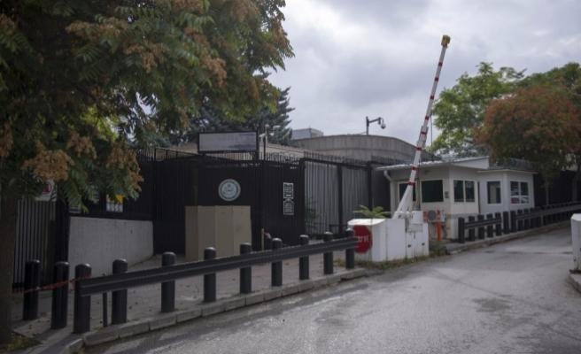 ABD Büyükelçiliği kapalı!