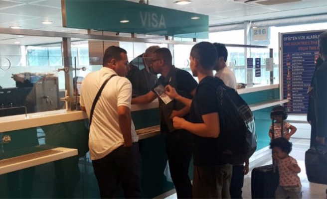 ABD'li yolculara vize engeli!