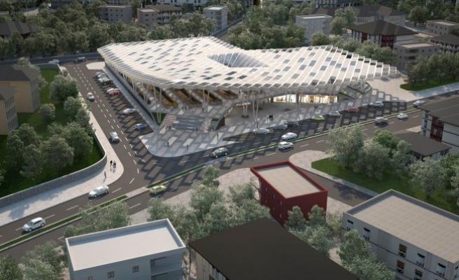 Bursa'ya yeni modern pazar yeri