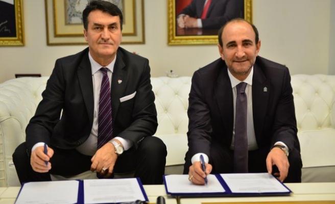 Bursa'daki dev proje için belediyelerden iş birliği