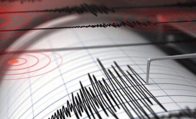 Irak'ta 7,2'lik deprem!
