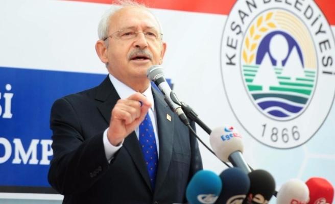 Kılıçdaroğlu'ndan belediye başkanlarına çağrı!