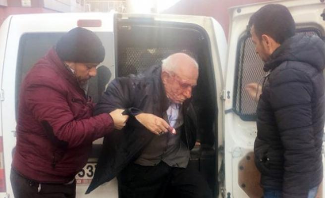 84 yaşındaki adam damadını öldürdü!