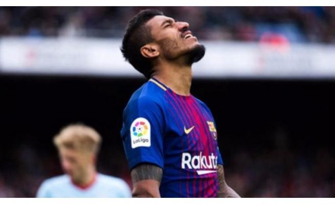 Barcelona evinde kazanamadı