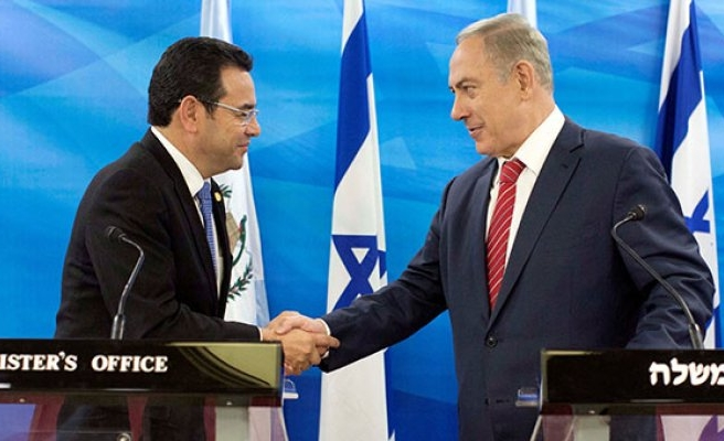 İsrail'den fakir ülkelere rüşvet fonu!