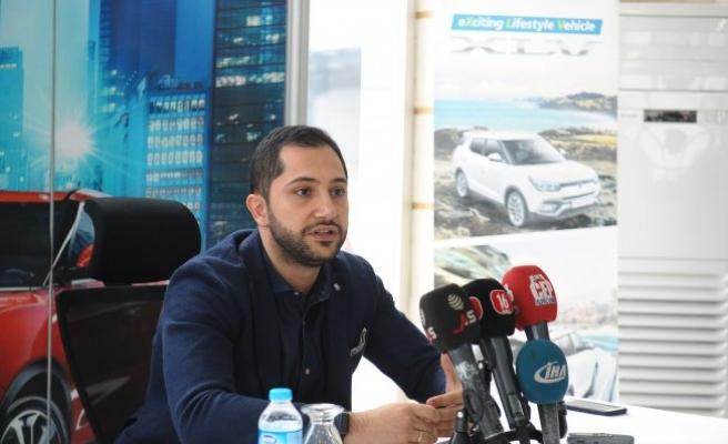 """Şahsuvaroğlu: """"Yerli otomobili destekliyoruz"""""""