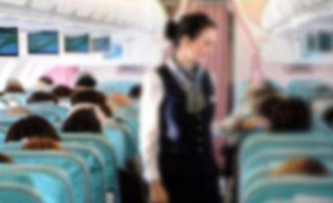 THY uçağında inanılmaz olay! Herkesi çileden çıkardı!