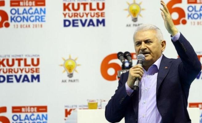 Başbakan Yıldırım'dan Kılıçdaroğlu'na 'Ege adaları' yanıtı