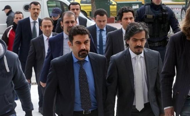 Darbeci askere Yunan mahkemesinden bir ret kararı daha!