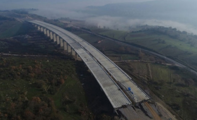 Dev projede sona yaklaşıldı! Bursa'ya 2 bin 500 metrelik tünel!