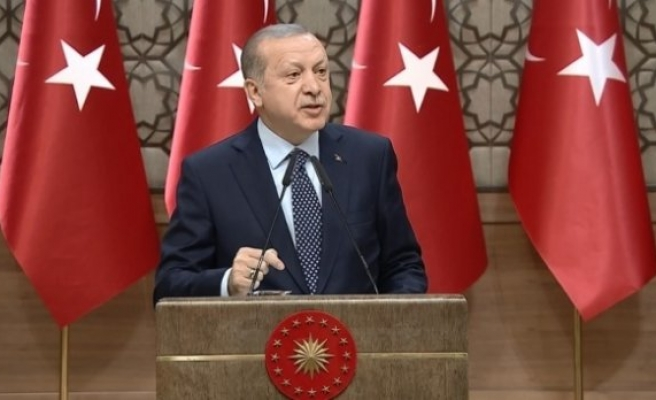 Erdoğan'dan net konuştu: Vurduk mu oturturuz!