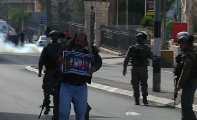 İsrail askeri 19 Filistinliyi gözaltına aldı