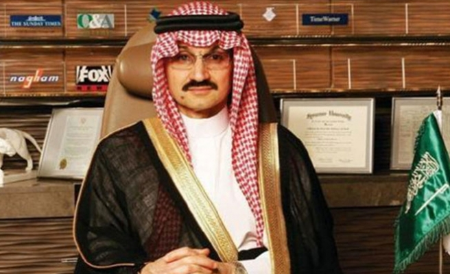 Suudi prens için flaş iddia!