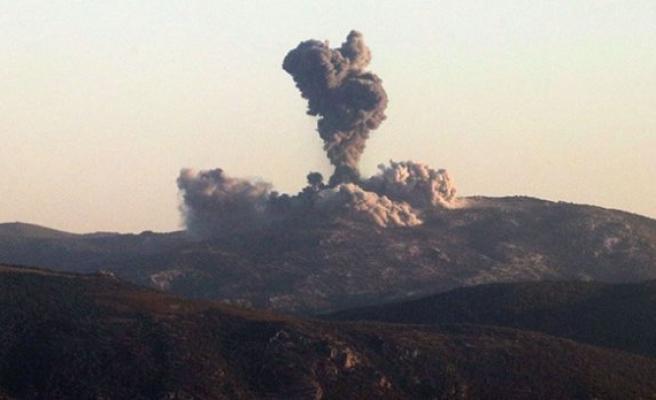 TSK'dan Afrin'e Zeytin Dalı Harekatı açıklaması: 153 hedef...