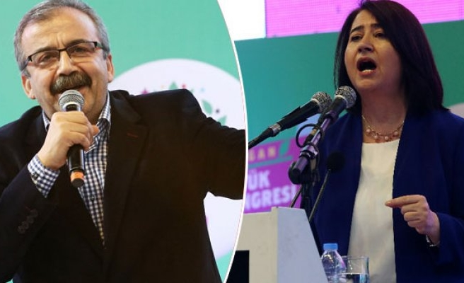 HDP kongresinde skandal sözler!