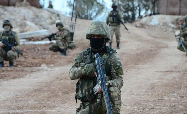Hendek kahramanları Afrin'e sevk edildi...