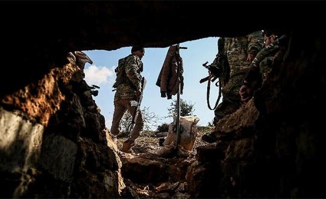 Kandil'den gelen PKK'lı teröristler köşeye sıkıştı!