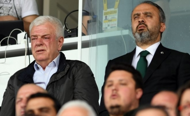 Başkan Aktaş'tan futbolculara sitem