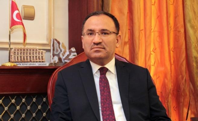 Bekir Bozdağ'dan Kemal Kılıçdaroğlu'na 'Osmanlı' tepkisi
