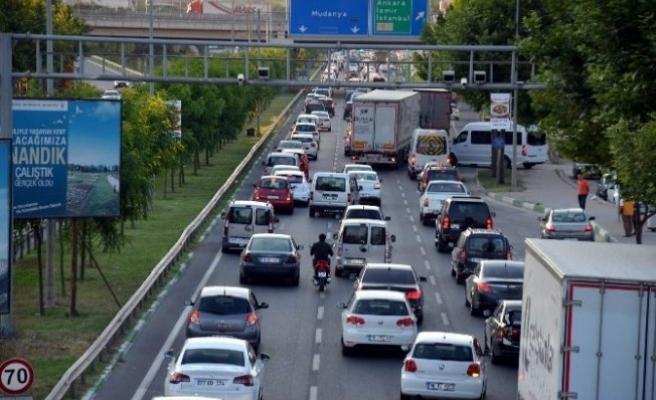 Bursalılar dikkat! Bu yollar trafiğe kapatılacak!