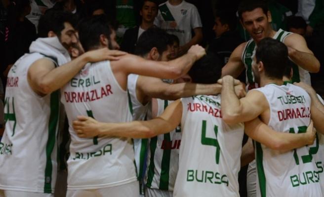 Bursaspor potada doludizgin
