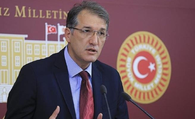 CHP Bursa Milletvekili Ceyhun İrgil veda etti