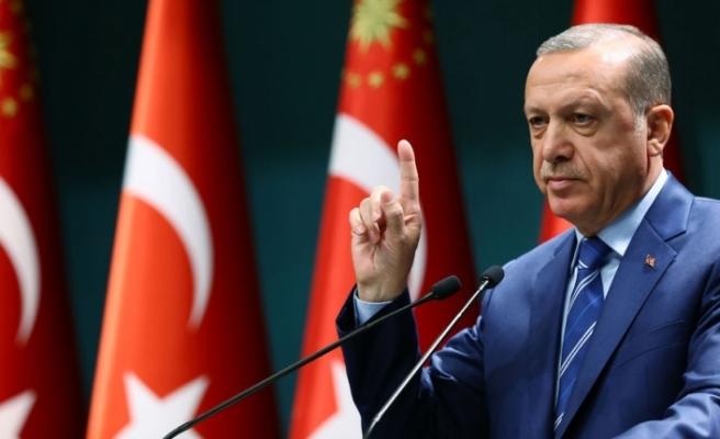 """Cumhurbaşkanı Erdoğan'dan CHP'ye sert sözler: """"Bu ülkede diktatör görmek isteyen..."""""""