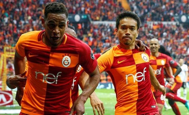 Galatasaray'dan şampiyonluk yolunda dev adım
