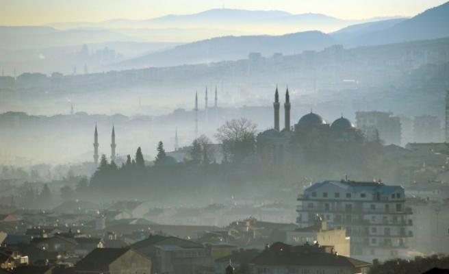 Hava kirliliğinde şok gerçek! Bursa...