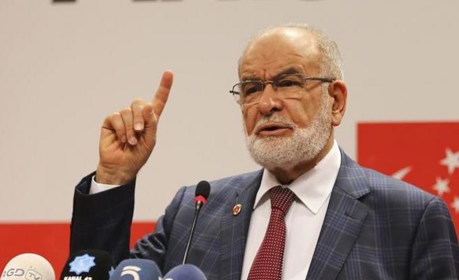 """Karamollaoğlu: """"AKP'lilerin yüzde 75'i hapse girer"""""""