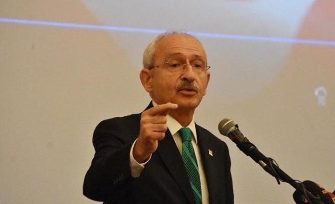 Kılıçdaroğlu'ndan da erken seçim açıklaması geldi