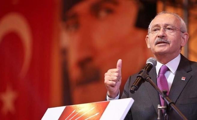Kılıçdaroğlu'ndan flaş adaylık açıklaması