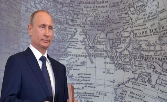 Putin'den ürküten talimat: Dünya haritasını değiştirin