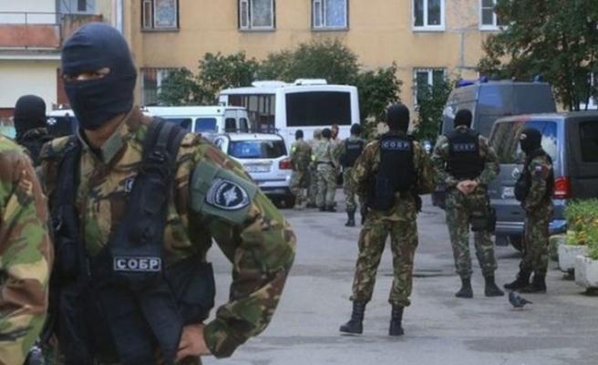 Rusya'da DEAŞ militanları yakalandı