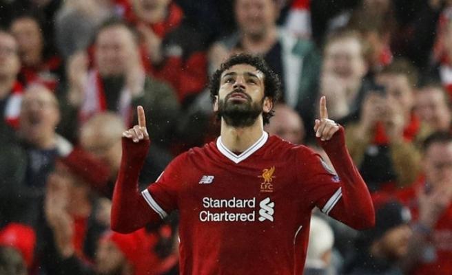 Salah Roma'yı tek başına bitirdi