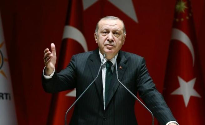 """""""Yeni dönemde Kanal İstanbul'un inşasına başlayacağız"""""""