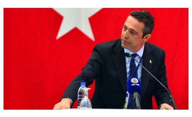 Ali Koç'un seçim vaadi büyük alkış topladı