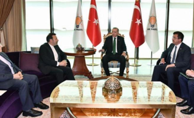 Ankara'daki flaş görüşmenin nedeni belli oldu