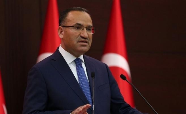 Bekir Bozdağ'dan CHP'ye dönen milletvekilleri hakkında flaş yorum!