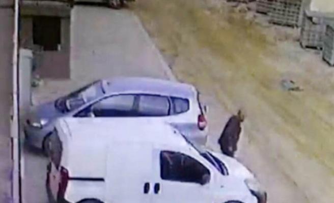 Bursa'da 25 bin liralık hırsızlık