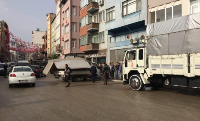Bursa'da feci kaza! Kolunu kaybetti