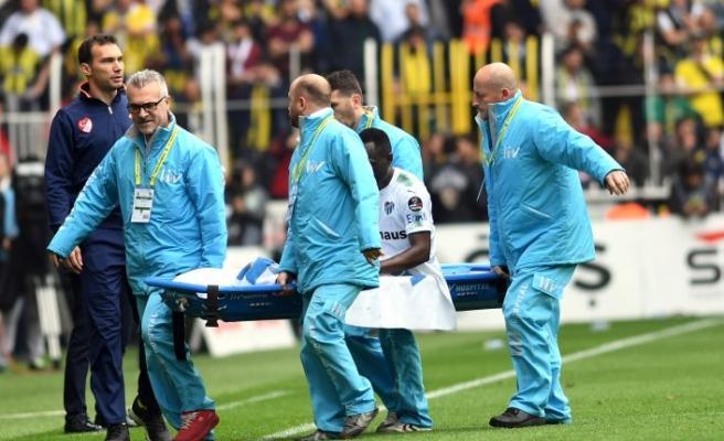 Bursaspor'dan sakatlıklarla ilgili son dakika açıklaması