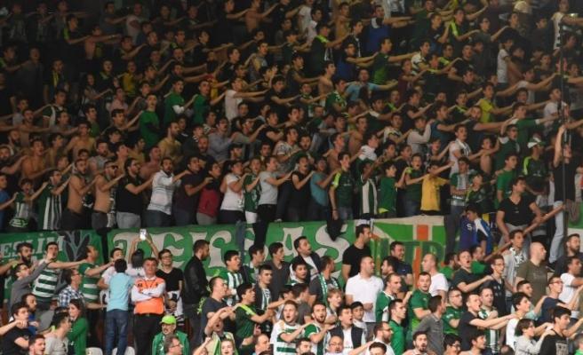Bursaspor'dan sert açıklama!