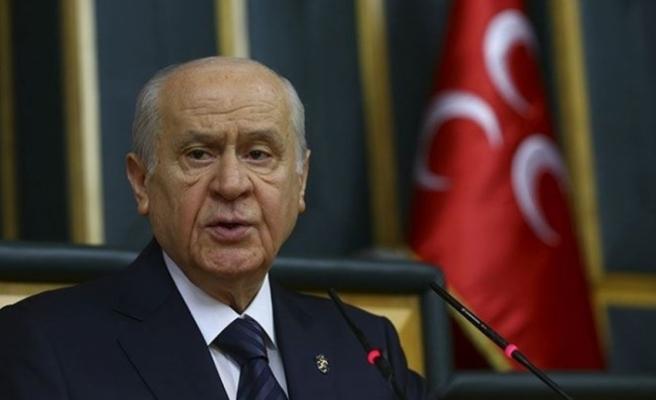 Devlet Bahçeli'den yeni 'af' açıklaması! Erdoğan'a rest