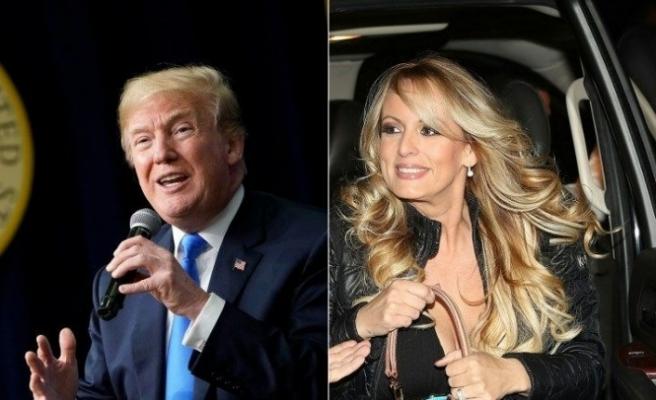 """Dünya Trump'ın porno yıldızına """"sus payı""""nı konuşuyor... İtiraf etti!"""