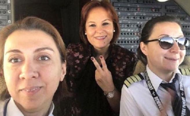 Düşen jetin kaptanı Beril Gebeş'le ilgili flaş açıklama!