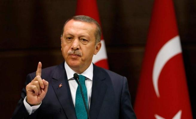 Erdoğan'dan Netanyahu'ya Twitter'da tokat gibi yanıt